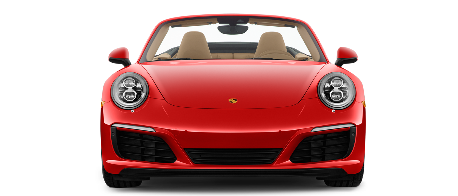 Porsche 911 Cabriolet Car Rental